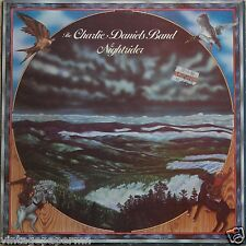 The Charlie Daniels Band Nightrider 1975 Vinyl LP Epic Records PE 34402