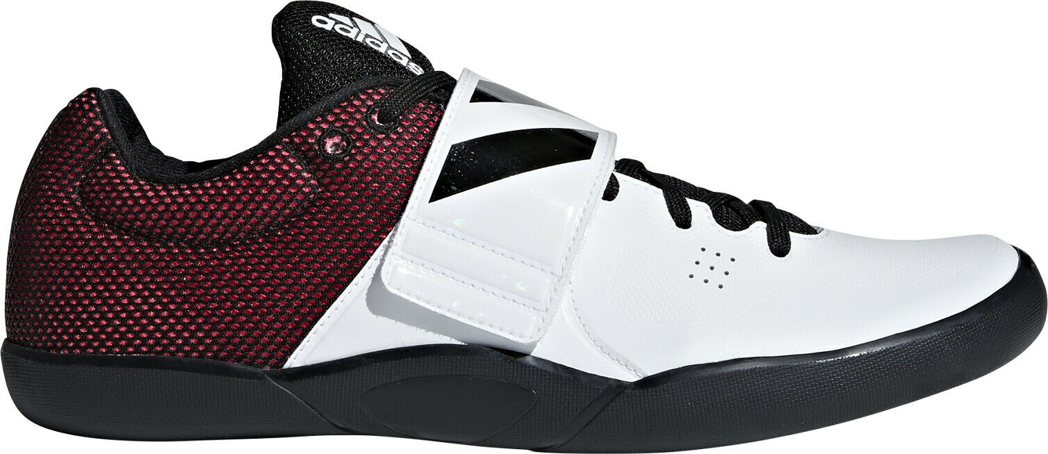 Adidas Adizero Discus   Hammer Field Event Spikes - White