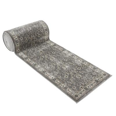 25 Stair Runner Rugs Luxury Bergama Collection Carpet Runners Grey 99992016595 Ebay