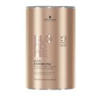 Schwarzkopf BLONDME Bond Enforcing Premium Clay Lightener 9+ Dust Free Powder - 450g