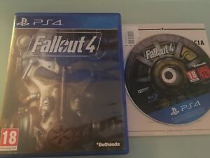 PS4 - FALLOUT 4 - FISICO - PAL ESPAÑA - PLAYSTATION 4 IV
