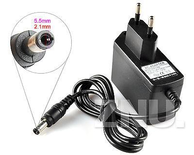 AC 100V ~ 240V To DC 12V 1A EU Plug Universal external switching power adapter