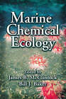 Marine Chemical Ecology by James B. McClintock (Hardback, 2001)