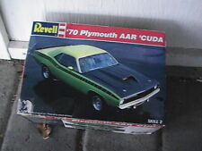 Revell '70 Plymouth AAR 'cuda 1 24 Scale Model Kit