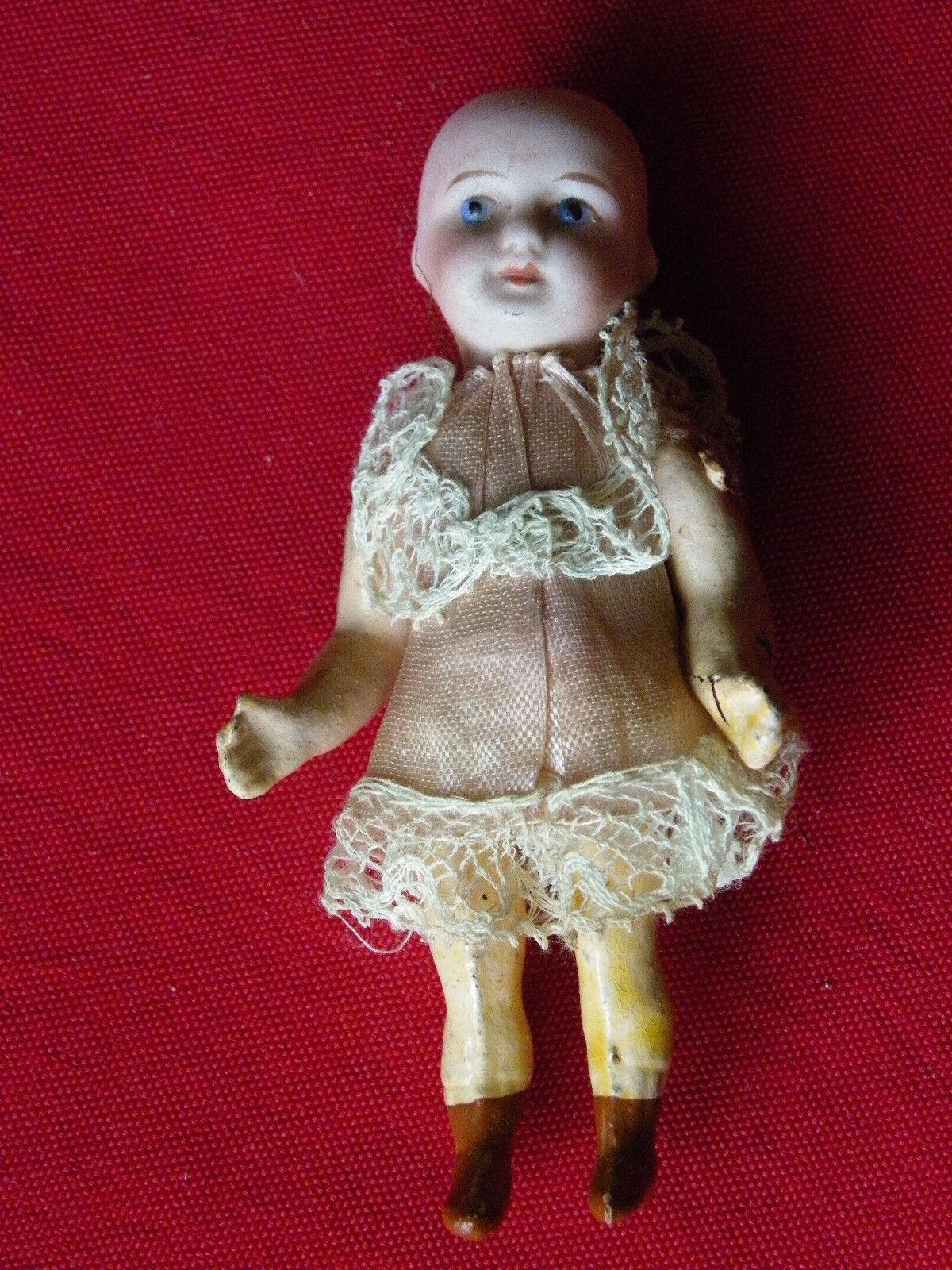 Dolls poupée ancienne PARIS 301  10 0