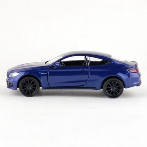 1:36 C63 S AMG Coupe Die Cast Modellauto Spielzeug Model Sammlung Pull Back