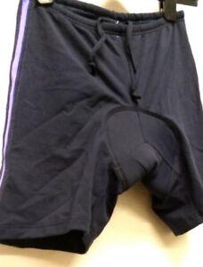 GIORDANA-Donna-Ciclismo-Pantaloncini-color-navy-taglia-S-M-ORIGINALE-NUOVA-con-etichetta-A642-13
