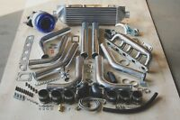 Hummer H3 H3t Turbo Kit T3 T4 3.7 3.5 Sut Suv 3.7l 3.5l T3t4 Package 8psi 4x4
