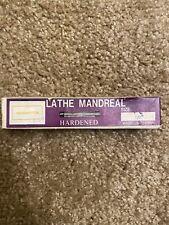Lathe Mandrel 12 Inch Washington Brand