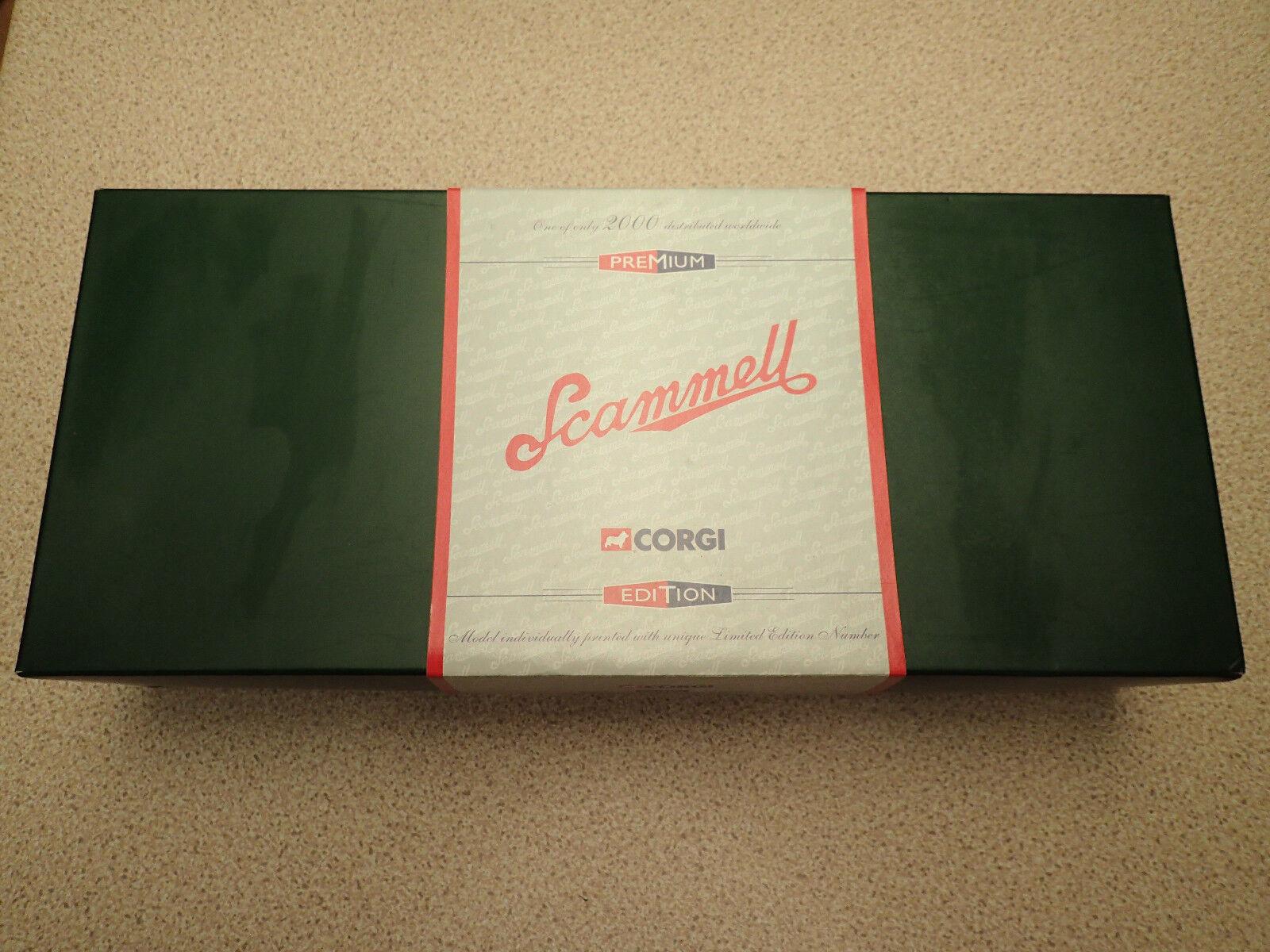 Corgi 1 50 Premium Edition CC10704 Scammell Highwayman Westfield Trans Untouched
