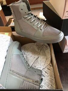 Alteri Grey Gray Fashion Sneakers 12