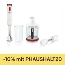PHILIPS Daily Collection HR1627/00 Stabmixer Pürierstab 650W Edelstahlmesser