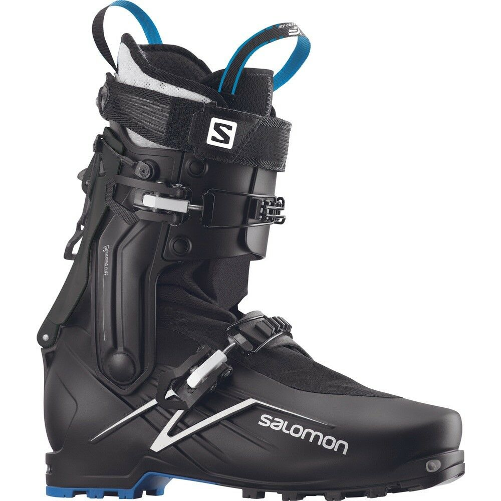 Boots Ski Mountaineering Skialp Speed Touring SALOMON X-ALP EXPLORE 2018 2019