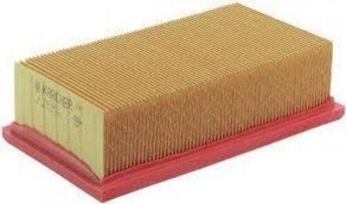 ORIGINALE KARCHER Aspirapolvere filtro dell/'ARIA pieghettato piatto 64144980