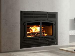 Osburn Horizon Wood Burning Zc Fireplace With Blower High