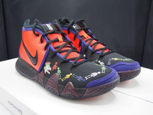 1d70e1ded99e Nike Men s Kyrie 4 DOTD TV PE 1 Basketball Shoe Ci0278 800 Size 10 ...