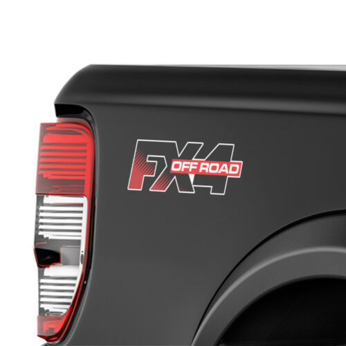 set of 2-2003 Ford F150 FX4 Off Road Decals  F Truck Stickers Bed Side Graphic