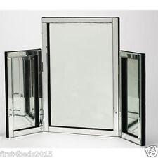 TRI Fold MODERNA VENEZIANA/Art Deco Specchio