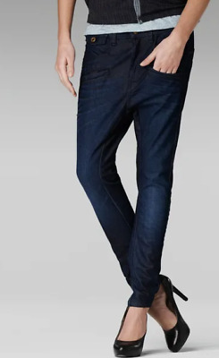 G Star Raw Davin Tapered Jeans Dark Aged W30 L30 *REF31 33 | eBay