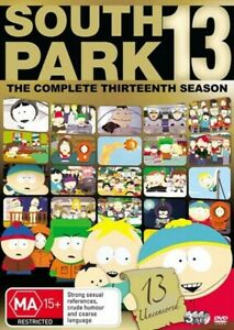 South-Park-The-Complete-Thirteenth-Season-DVD-BRAND-NEW-amp-SEALED