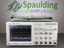Agilent Dso81004a 10 Ghz 4 Channel 40 Gsas Digital Oscilloscope Calibrated