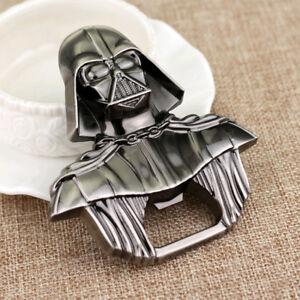 Metal-Alloy-Lord-Darth-Vader-Wine-Beer-Drink-Bottle-Opener-Tool-Gift-Gun-Black