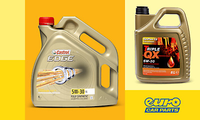 Save up to 50% off Engine Oils