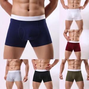 Image is loading hot-Men-Breathable-Underwear-Boxer-Briefs-Shorts-Bulge- 5106569d7ecc