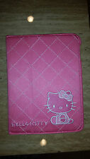 Hello Kitty Portfolio Case With Stand For iPad 2 And 3, Free Hello Kitty Stylus