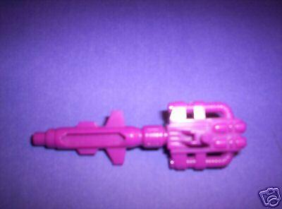 Vintage G1 Transformers Pretender Submaurader Gun