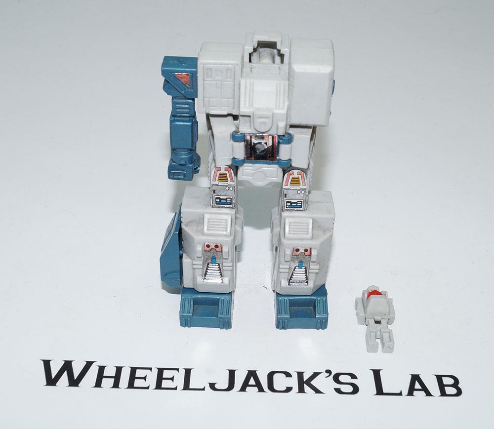 Grand Maximus Fortress Junior Jr Jrs. G1 Transformers Action Figure Takara