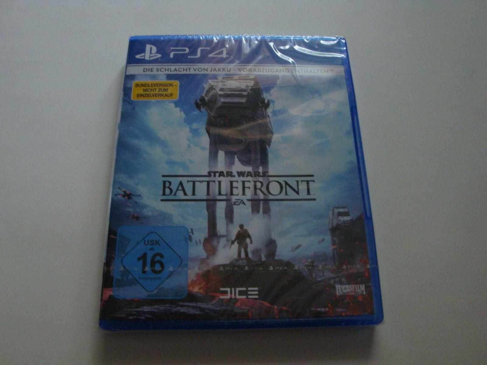 PS4 Spiel Star Wars: Battlefront (Sony - Bonne affaire StarWars