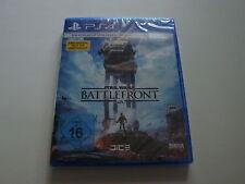 PS4 Spiel Star Wars: Battlefront (Sony PlayStation 4, 2015, DVD-Box)