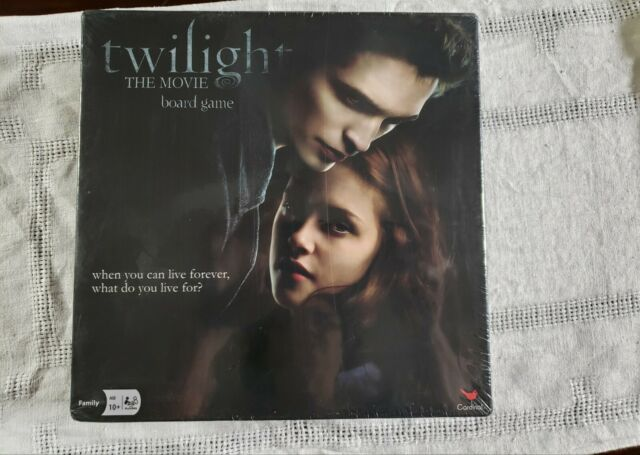 Twilight the movie board game Based on the Movie BRAND NEW. Factory sealed.