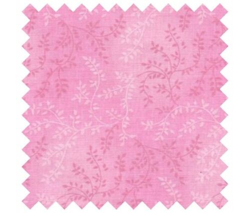 Sew Simple-Extra wide Tonal Vineyard-pink 100/% cotton Fabric Patchwork Quilting