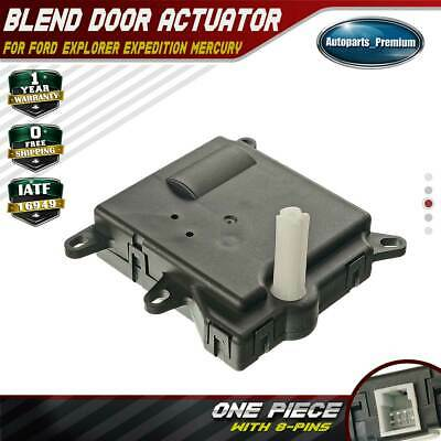 HVAC Heater Blend Air Door Actuator Ford Explorer Mercury 2002-2010 604-209 Main