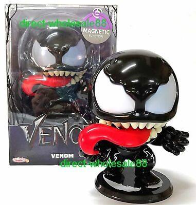Hot Toys Venom With Lollipop COSBABY Bobble-head COSB827 Figure Gift Toy