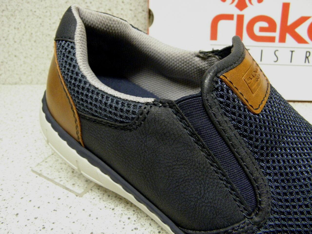 Rieker ® riduce, alla moda, blu, + GRATIS Premium-Calze Premium-Calze Premium-Calze + 15850-15 (r357) | Gioca al meglio | Scolaro/Ragazze Scarpa  78440e