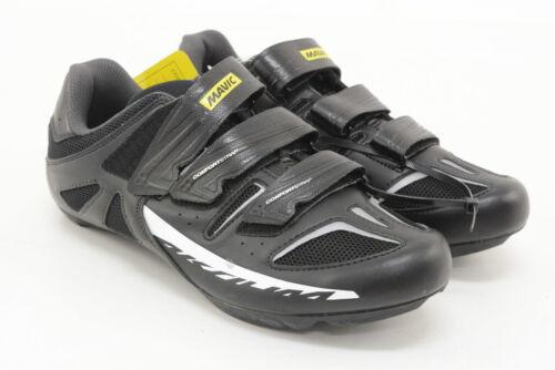 42-2//3 EU Black Mavic Unisex Aksium Tour 2-Bolt Cycling Shoes Size 9 US New