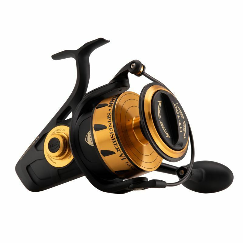 Penn Spinfisher Vi 10500 Spin Fixed Spool Reel