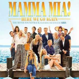 Mamma-Mia-Here-We-Go-Again-Various-Artists-NEW-CD