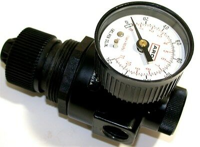 """Business & Industrial Tools & Workshop Equipment Up To 12 Aro Air 1/2"""" Npt Regulators With Gage 127241-000"""
