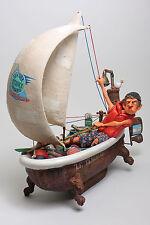 Guillermo Forchino Comic Ship Ahoy 50% Car collection Figurine Sculpture