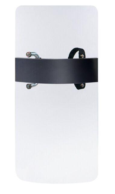 Rothco Antiriot Shield/Clear Polycarbonate Anti-riot Blank