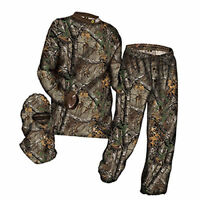 2016 Hecs Hunting Suit Med Mossy Oak Country W/free Dvd& Free Priority Ship