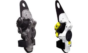 Mobius X8 Wrist Brace White//Yellow Left or Right Adult Sizes Motocross MX//MTB