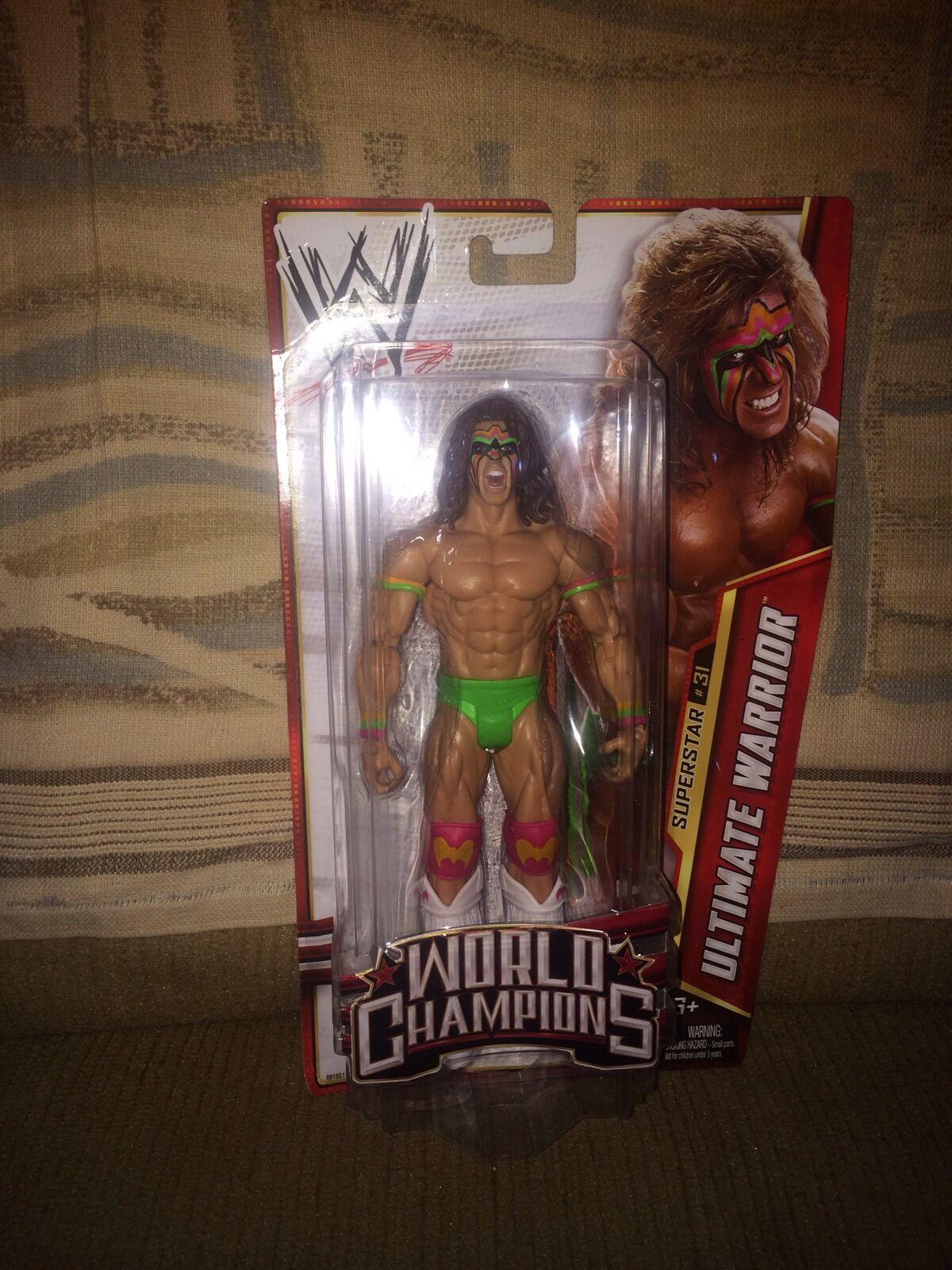 WWE Superstar Series Ultimate Warrior 31