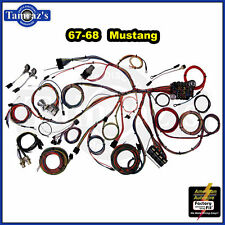67-68 Mustang Classic Update Series Complete Body & Interior Wiring Harness Kit