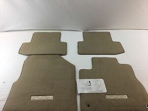 999e2 Cxc01 Nissan Murano Floor Mats 4 Piece Set New Oem