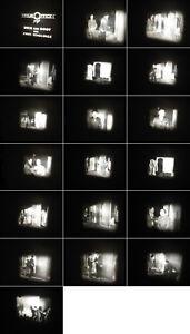 8-mm-Film-Comedy-4-Kurzfilme-Dick-u-Doof-Laurel-amp-Hardy-vonCastle-u-a-Comedy-Film